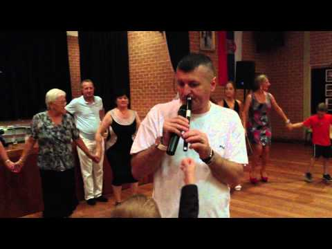 Goci Bend - Gara   I Aco se navadio piti Sydney 27.01.2014 Australia