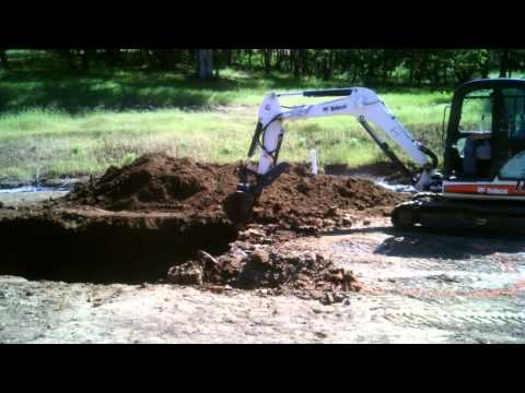 Viking Pool Dig | Excavation Progress