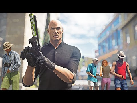 Hitman 2 - The Mullet Manipulation Featured Contract Silent Assassin Suit Only