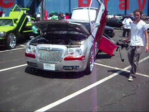 Stuntfest Car Show