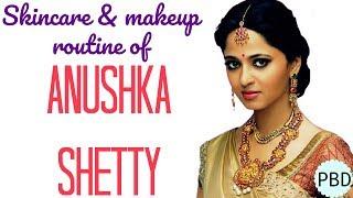 Anushka Shetty's Skin,Hair, Makeup and Workout secrets!