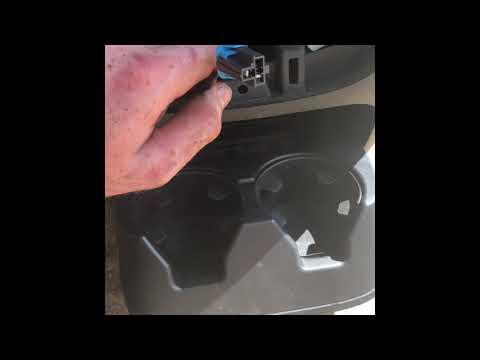 2007-2013 Chevy Silverado Console Swap