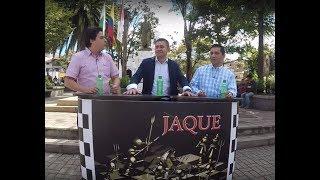 Alcalde de Marinila Edgar Villegas, estuvo en JAQUE, parte 1