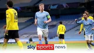 Are Manchester City favourites for the Champions League?