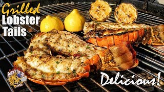 Grilled Lobster Tails Recipe | Lobster Tail