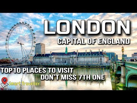 London City Tour | Top 10 Places to Visit | London Travel Guide