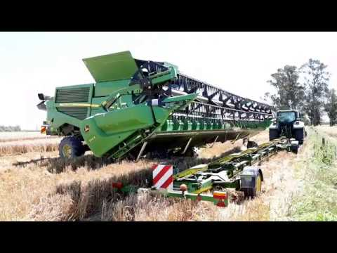 Xtreme Testing - The New X9 Harvester In New Zealand