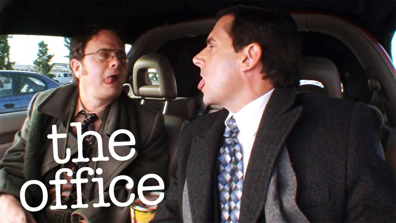 Stakeout  - The Office US