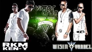 Mix Rakim y Ken-y Vs Wisin y Yandel (Dj Victor Cusco)
