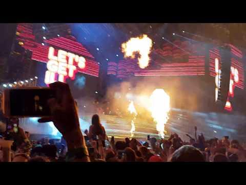 DJ Snake & Mercer - Let's Get Ill ( ID ) / UMF Miami 2018