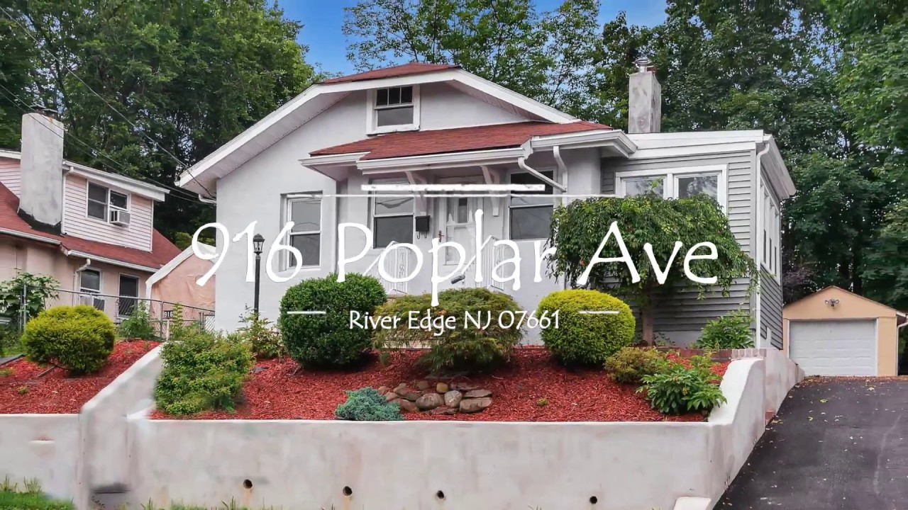 916 poplar ave river edge nj 07661 youtube