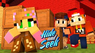 BABY MICHELLE! | Minecraft Hide and Seek