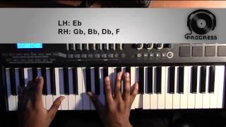 Video Piano Lesson   Drake   Too Much download MP3, 3GP, MP4, WEBM, AVI, FLV Juni 2018