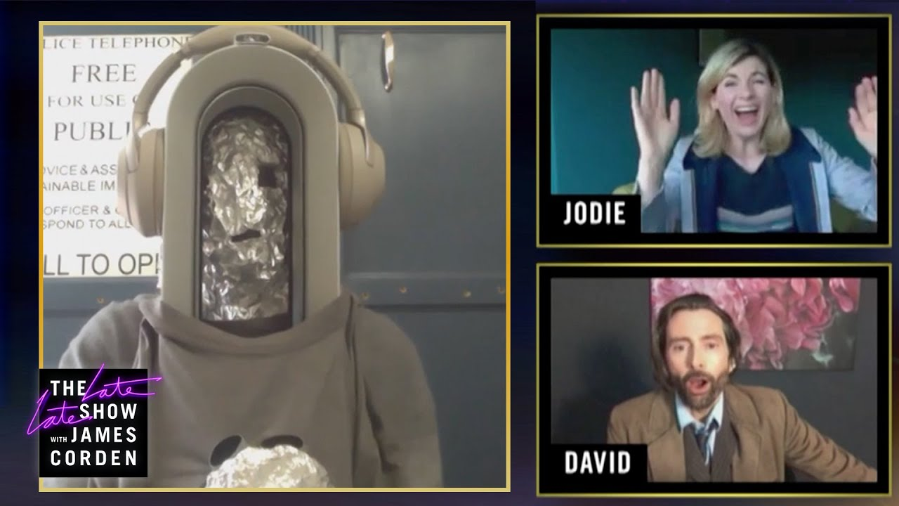 'Doctor Who' Cosplay Contest w/ Jodie Whittaker & David Tennant