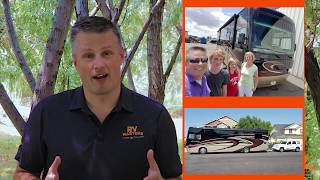 RV Masters RV Buyers Track