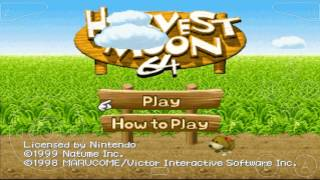 Game Harvest Moon 64 - Nintendo 64 di Android