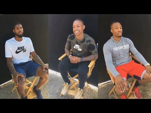 NBA PLAYERS REACT TO THEIR NBA 2K18 RATINGS! Ratings Revealed