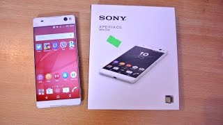 Sony Xperia C5 Ultra - Unboxing, Setup & First Look HD