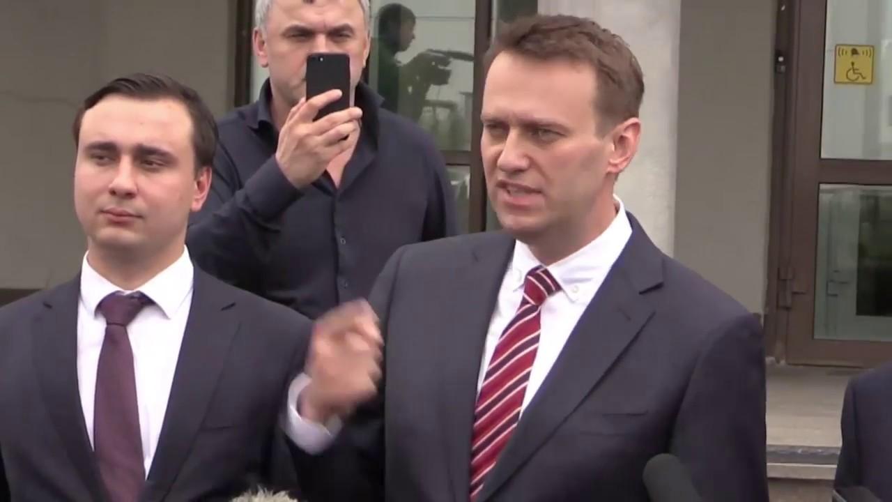 Алексей Навальный — о решении Люблинского суда по иску Усманова