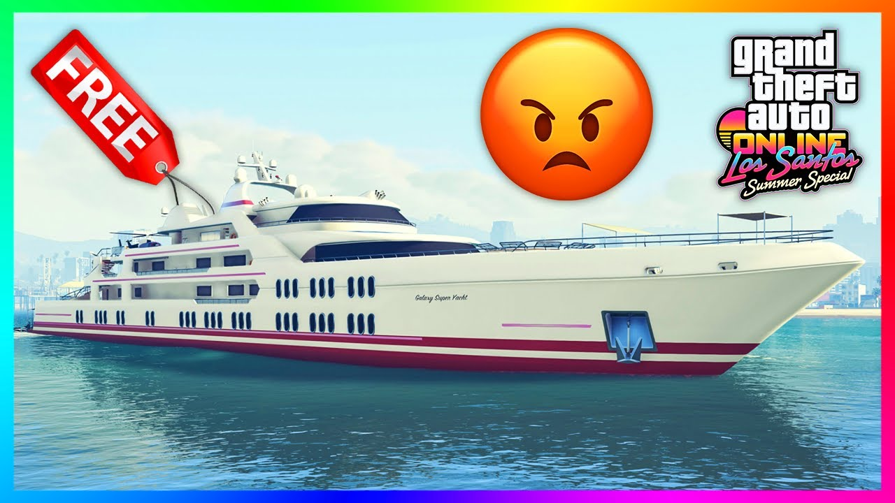 GTA 5 Online Players Are FURIOUS With The NEW Update After The Los Santos Summer Special DLC!
