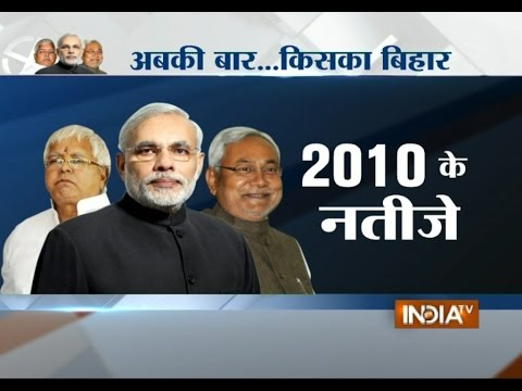 Bihar Polls: Third Phase of Voting of Bihar Assembly Elections today - India TV