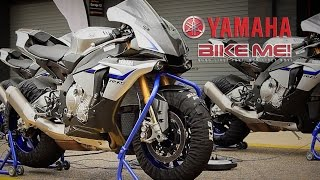 2015 Yamaha R1 World Launch - BIKE ME!