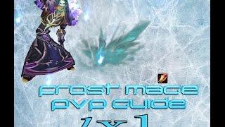 Фрост маг пвп 1х1 WoW Draenor 6.2.4 Frost mage pvp 1x1