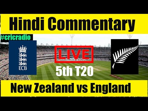 New Zealand Vs England Live Hindi Commentary 5th T20 Update And Analysis