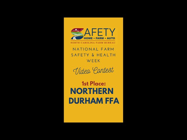 FFA Video Contest 1st Place