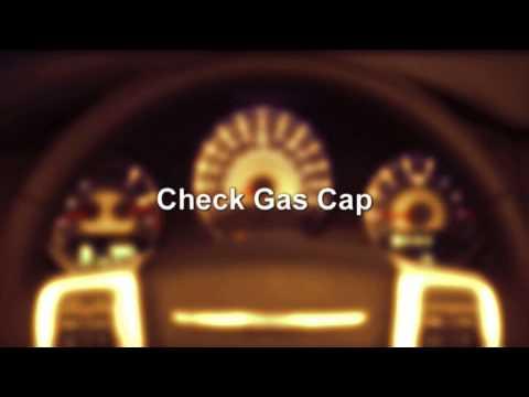 2013 Chrysler 200 Gas Cap Message