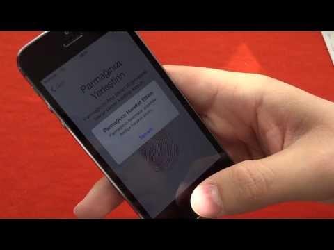 IPhone 5S Gold & Space Grey Ve IPhone 5S Case Kırmızı & Siyah Kutu Açılımı