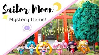 ♡SAILOR MOON MYSTERY ITEMS/FIRST VIDEO!♡