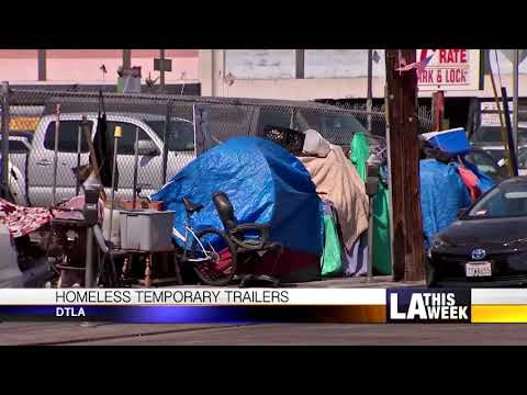 Using City-Propety for Temporary Homeless Shelters and Protecting Los Angeles' Immigrant Communities