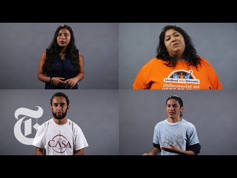 What 'Dreamers' Gained From DACA, and Stand to Lose