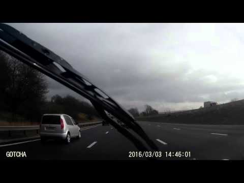 Bad driver pulls out on me FA52 AAK