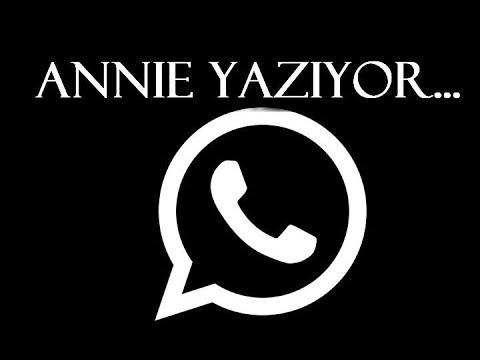 Annie Yazıyor   Korku Beyi & Dunganga   Korku Hikayeleri