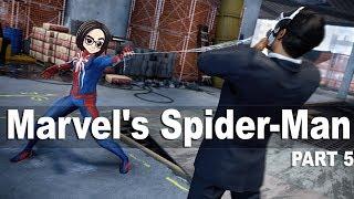 Marvel's Spider-Man (Прохождение на стриме)   5 мужиков  #5