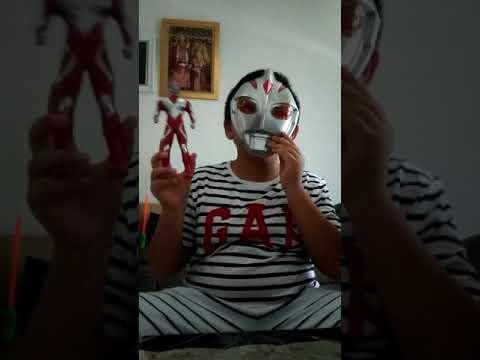 Unboxing Ultraman Gaia Mask - Part 2