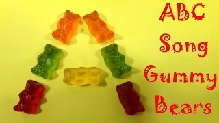 ABC Song Alphabet Song Gummy Bears TOP Nursery Rhymes LEARN ABC ABCSCollector Video