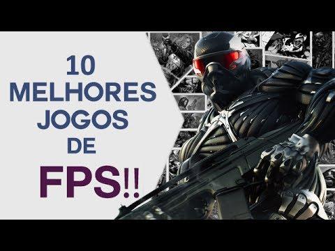 OS 10 MELHORES JOGOS DE FPS