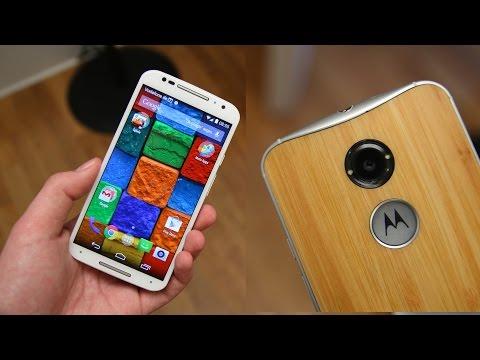Motorola Moto X (2nd Generation): Hands-On (Deutsch) | SwagTab
