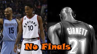 7 NBA Franchises That NEVER Reached The Finals!