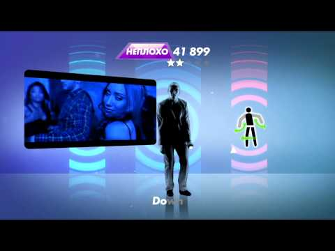 Dance Party PS3 - Jay Sean - Down ft. Lil Wayne (HD)