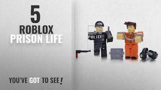 Top 10 Roblox Prison Life [2018]: Roblox Game Pack Action Figure, Prison Life