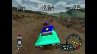 Demolition racer - Playstation 1