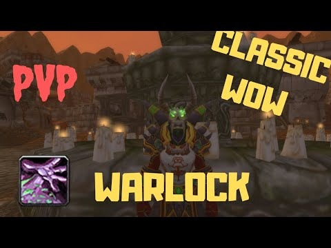 Warlock PVP Classic WoW - Haunted