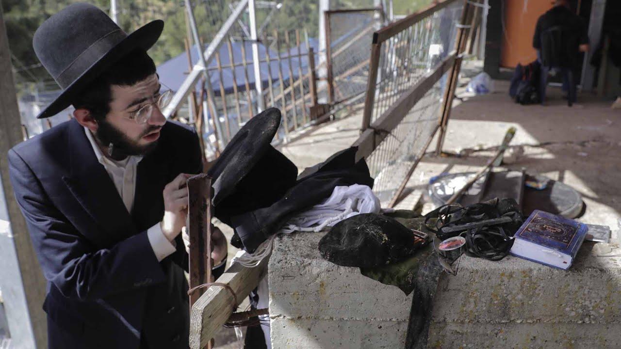 Funerals underway after Jewish pilgrimage crush kills 45 in Israel