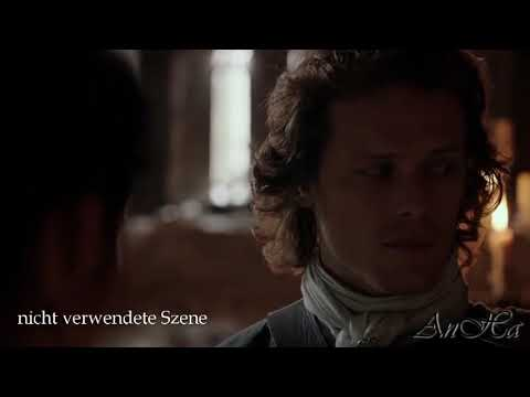 Outlander Jamie And Claire Weddingscene