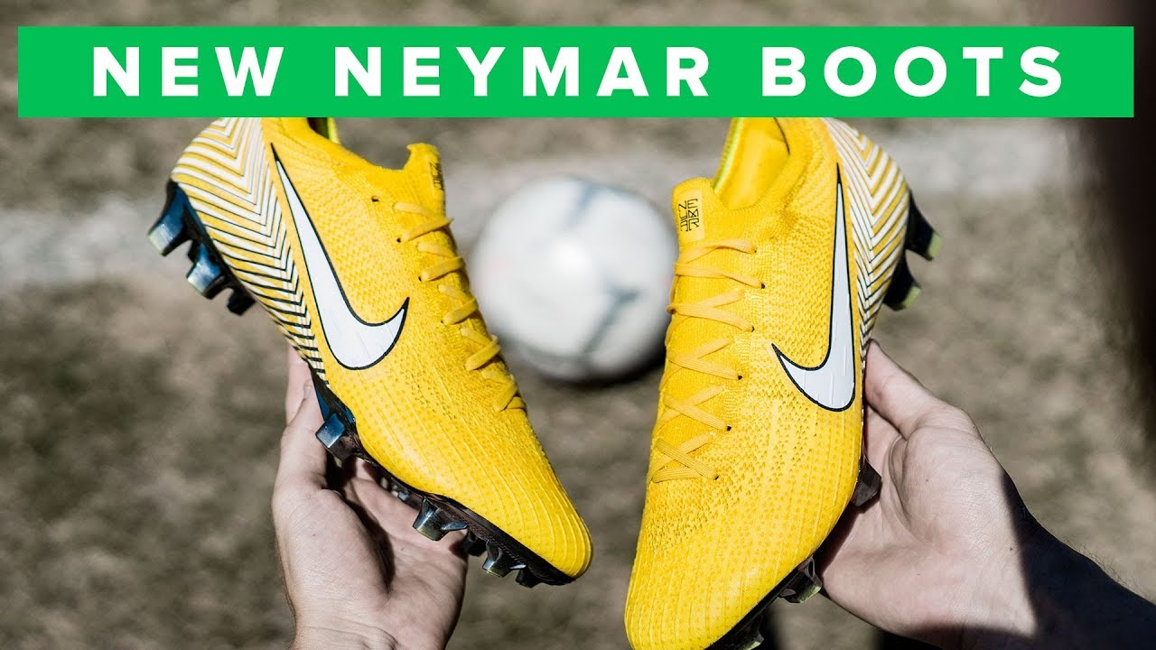 84a48686f8e4 NEW VAPOR 12 BOOTS FOR NEYMAR