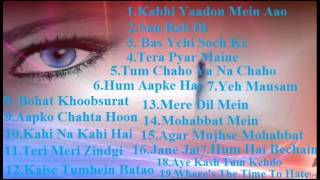 Udit Narayan,Kumar Sanu & Abhijeet Bollywood Songs Collection Juckbox (Click On The Songs)